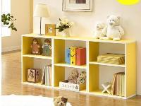简约书柜自由组合韩式书柜宜家柜子书橱简易书架儿童储物简易
