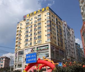 �F州意�t康大酒店