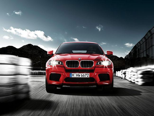 全新BMW X6 M