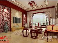 中式风格——客厅
