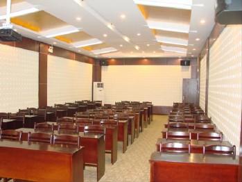 格林豪泰淮北师范大学会议室2