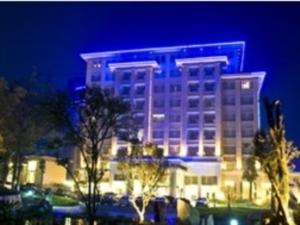 自贡檀木林城市名人酒店
