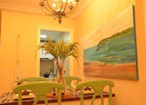 90平米小三房装修美图高清图片