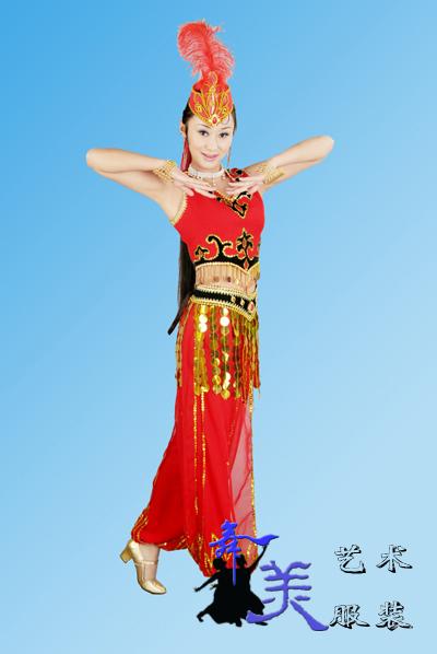 维吾尔族服装
