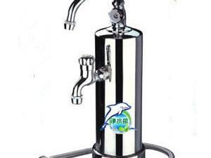 金时雨精装进口不锈钢超滤膜净水机 直饮水净水器 可直饮