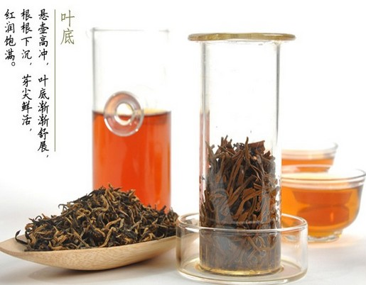 Как заваривать китайский чай красный