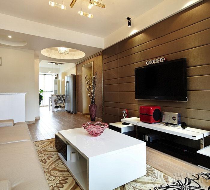 现代简约风格 家庭住宅装修