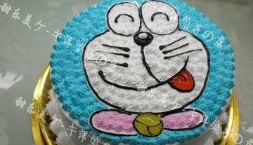 唐河甜乐美蛋糕房圣诞款蛋糕