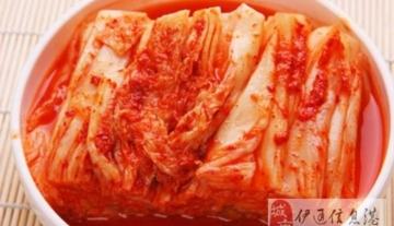 腌朝鲜辣白菜