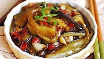 家庭小菜――鱼香茄子