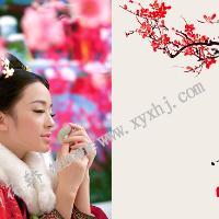 礼泉新花轿婚纱摄影