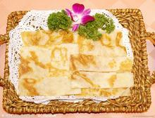 美食街里的印度飞饼
