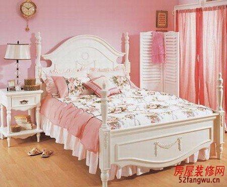 田园风卧室