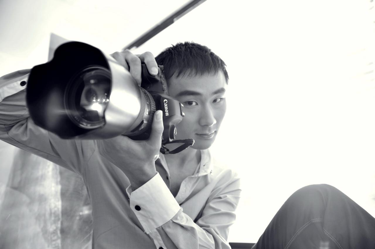 黄磊,摄影师