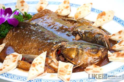 极品鱼头泡餅