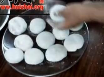 揭西美食-软饼(剪堆)