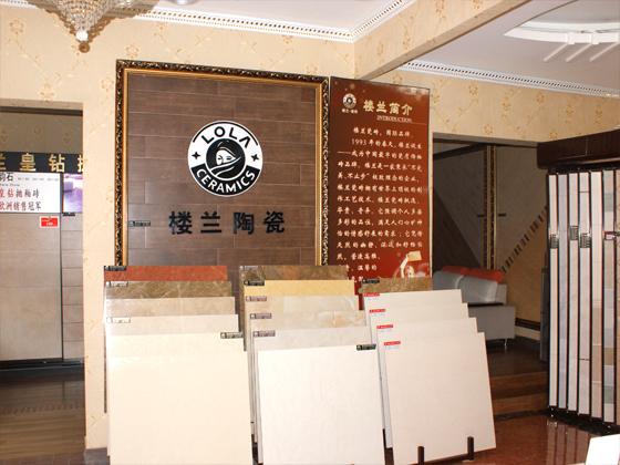 """2007年楼兰瓷木地板系列荣获""""年度新锐产品"""",它以高仿自然界珍贵木种"""