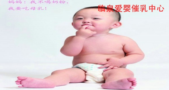 宝宝渴望母乳