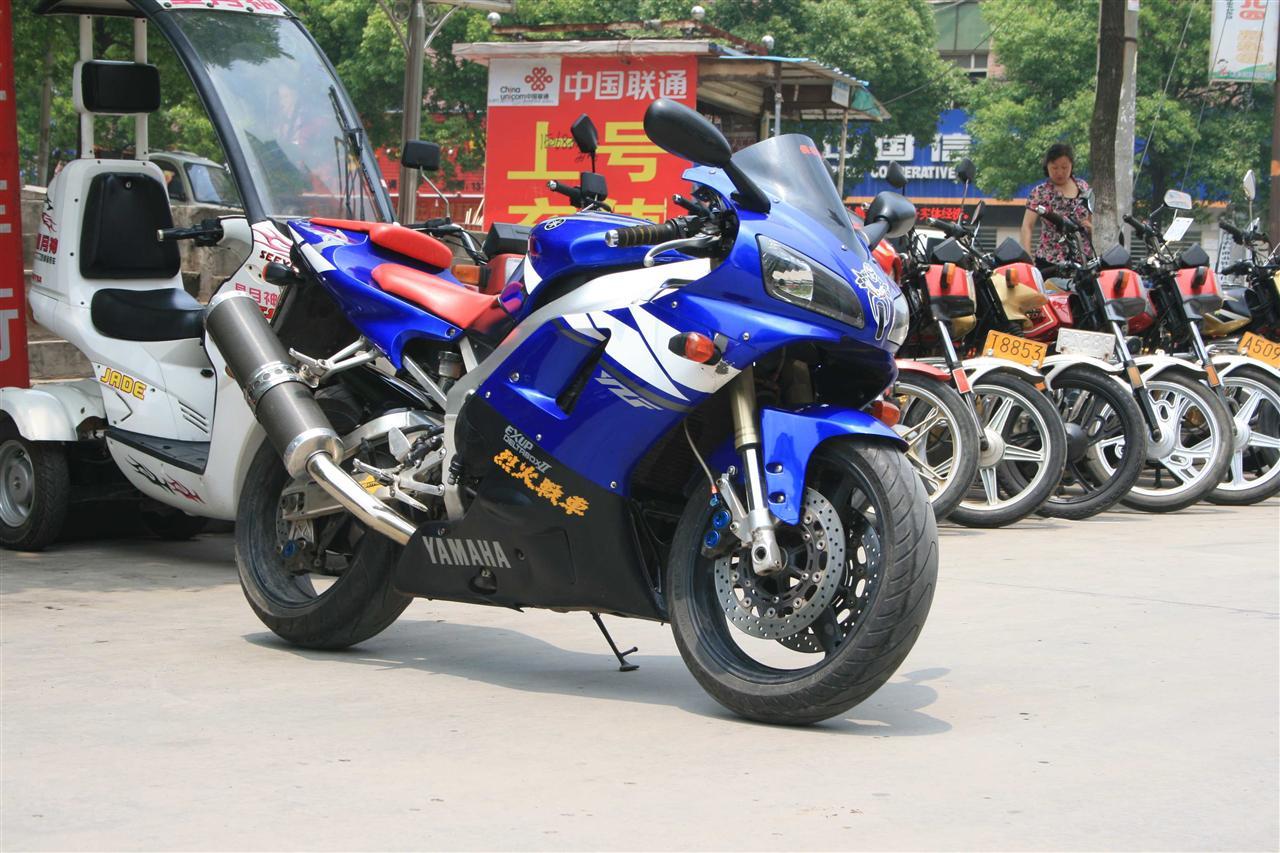 俊仔二手摩托