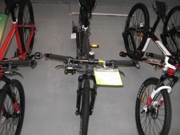 乐安美利达自行车