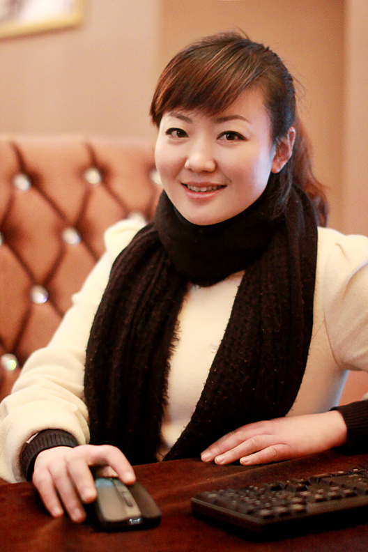 郭 燕,婚礼司仪