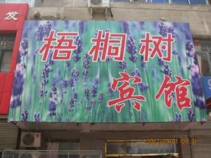 葫芦岛梧桐树宾馆