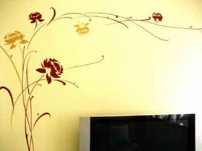 邦.创意墙面手绘