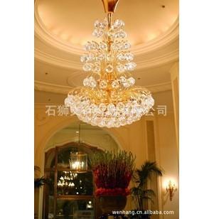 现代简约欧式吊灯 餐厅简约吊灯 现代水晶吊灯 水晶吊灯批发