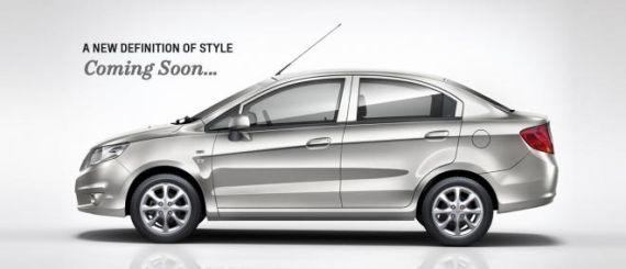 2013款雪佛兰赛欧轿车图片与细节信息曝光