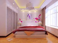 色系卧室案例