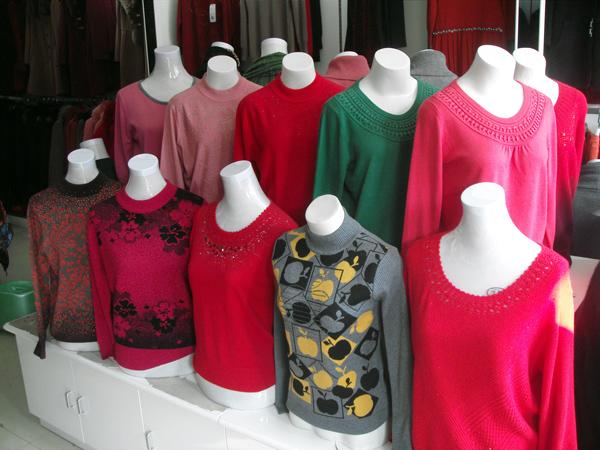 2013冬季女士新品
