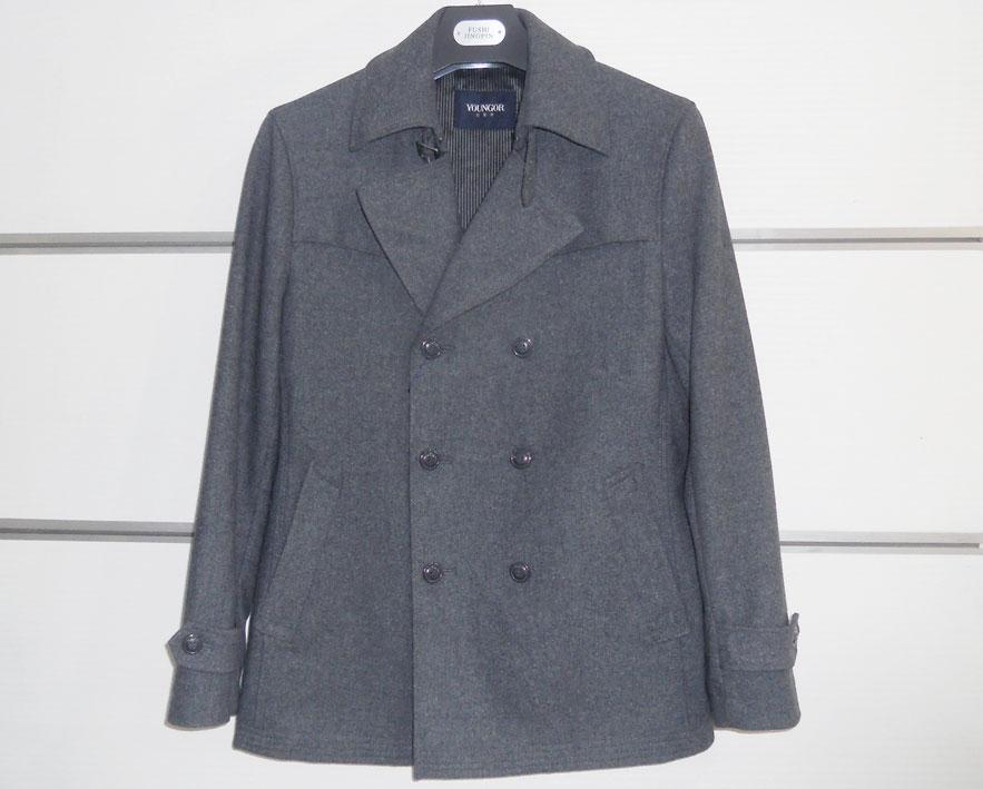 雅戈尔毛呢大衣4039-11#