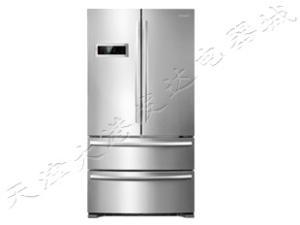 美的BCD-570WFPMA炫酷刚 法式对开多门冰箱