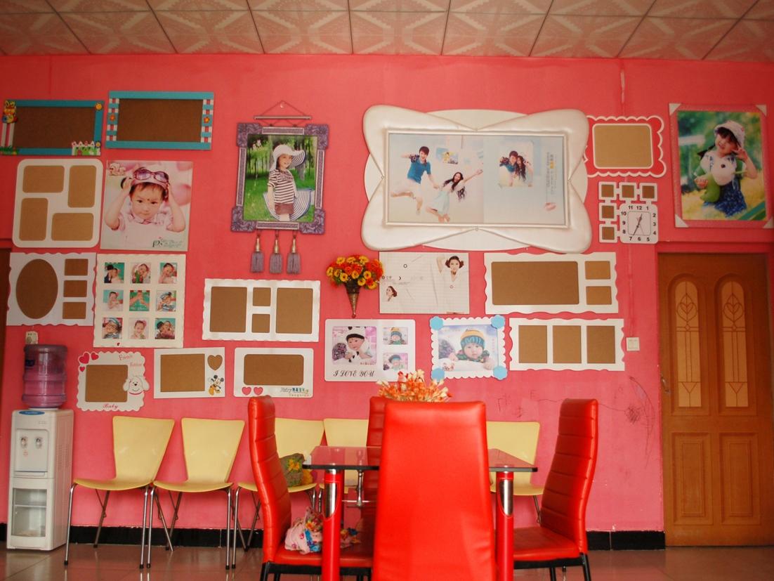 幼儿园手工制作相框龙图片