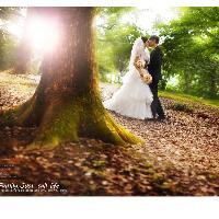 2013外景婚纱照