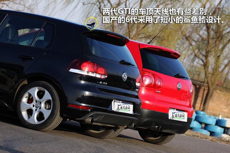 一汽大众高尔夫2012款 2.0TSI GTI