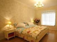 家具-田园风格卧室家具案例