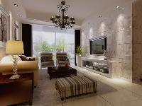 简约现代风格的装修及家具摆置