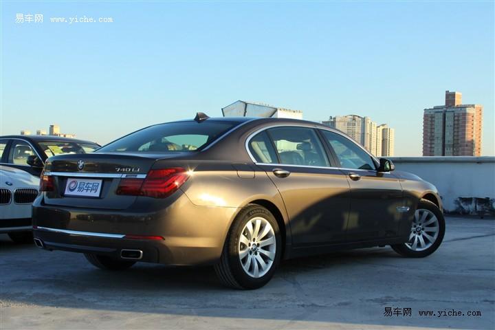 进口宝马7系 730Li 领先型 2013款