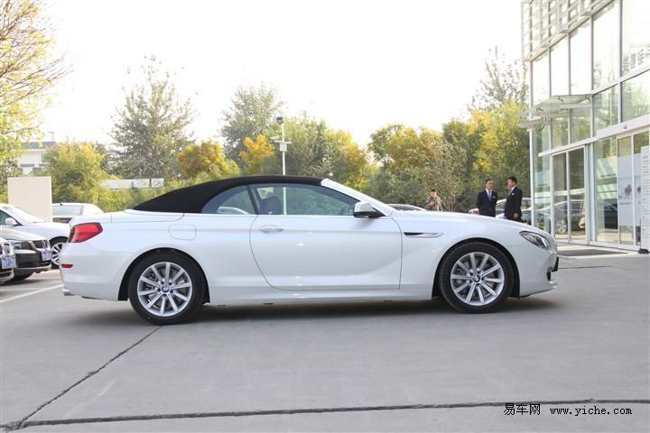 进口宝马6系 640i 双门轿跑车 2012款