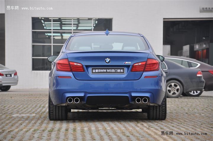 进口宝马M系 M6 Coupe 2013款