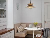 时尚家居方案 小于2平米的餐厅装修案例