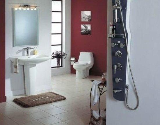 经典卫浴间装饰 10款简约风格案例