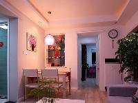 6万装65平婚房 粉色系浪漫两居室