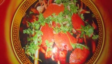 郑记香辣蟹(缅甸青蟹)