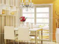 现代雅居之餐厅的温馨诠释