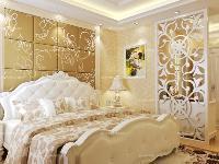 唯美的欧式风格卧室