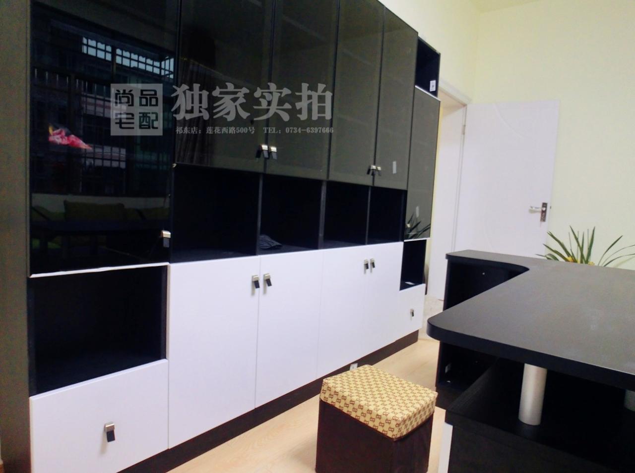 潇湘路谭小姐客卧衣柜+书房