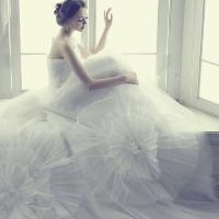 美美的婚纱图