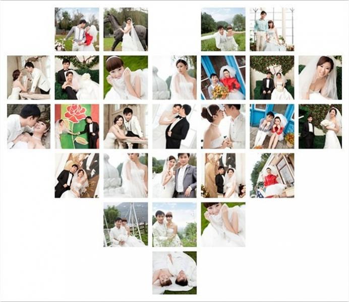 """最浪漫的事""~~love o"